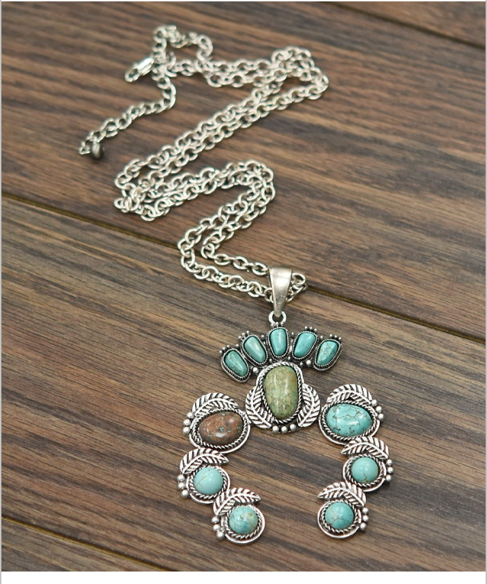 Monday Morning Merle Necklace