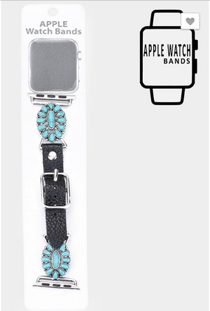 Our Favorite Apple Watch Bands (4 Color Options)