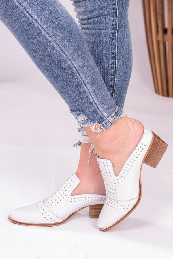 Cross Country Studded Mules