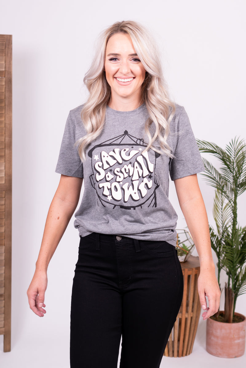 Save A Small Town Tee