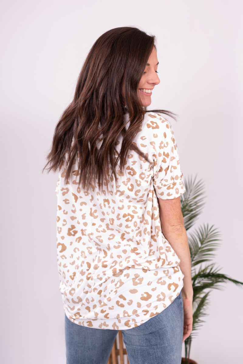 Lady May Leopard Tunic
