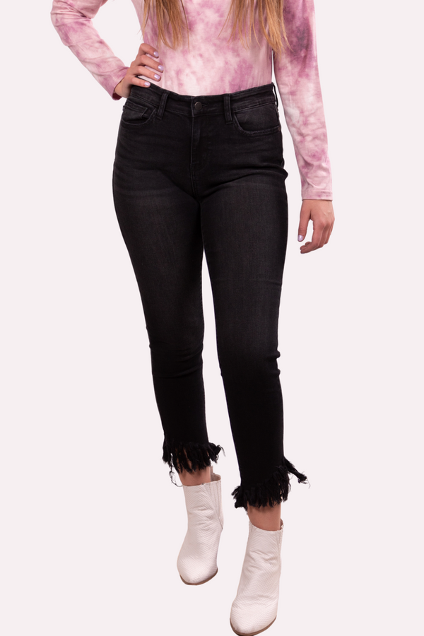 Midnight Frey Judy Blue Denim Skinny Jeans