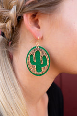 Arizona State Bird Earrings