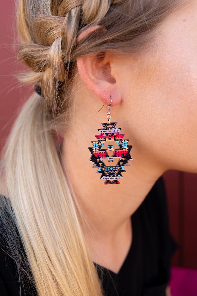 Our Favorite Aztec Earrings