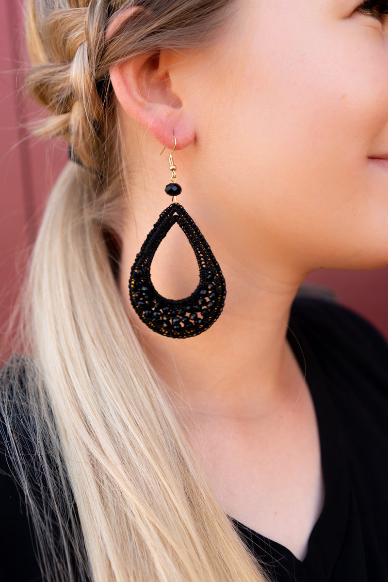 Date Night Teardrop Earrings
