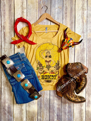Howdy Honey Tee