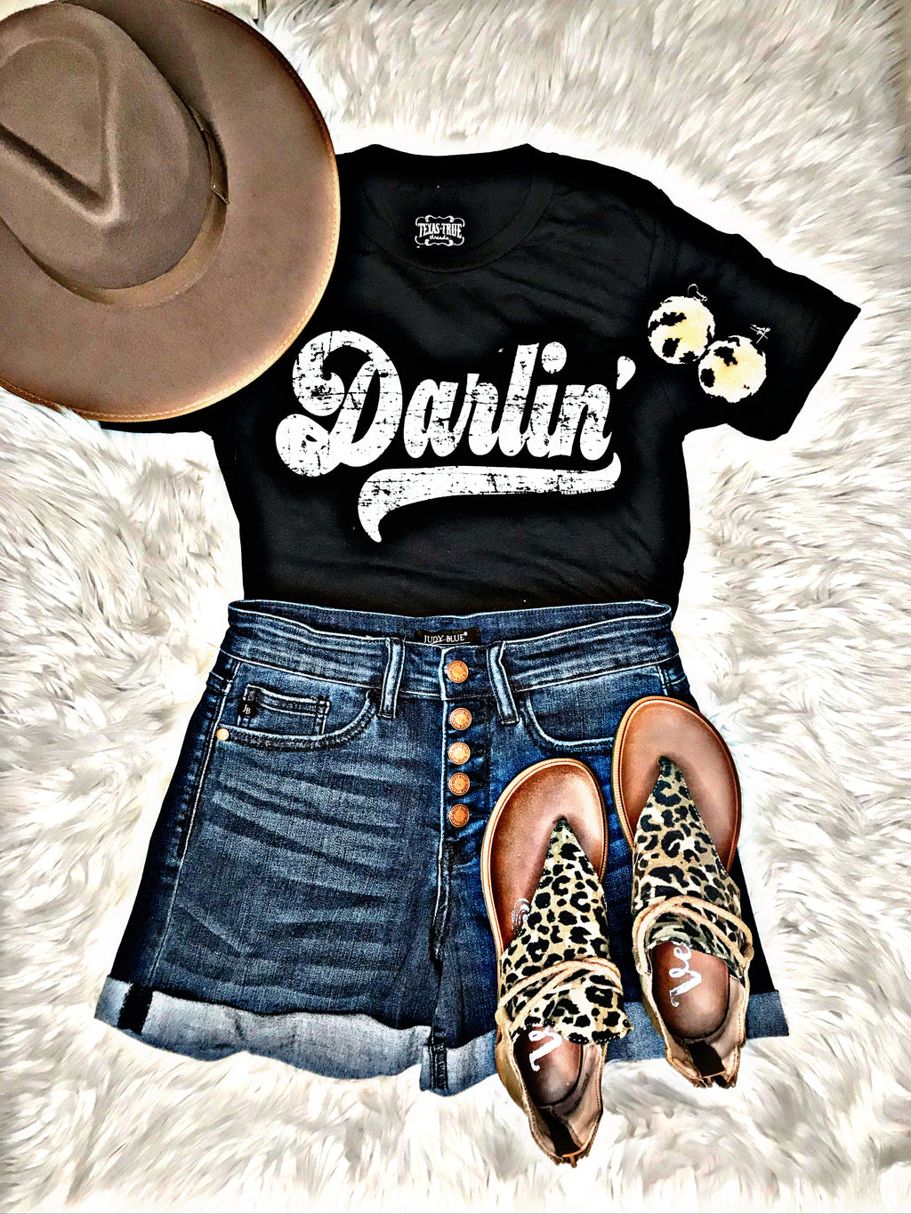 Midnight Darlin' Tee