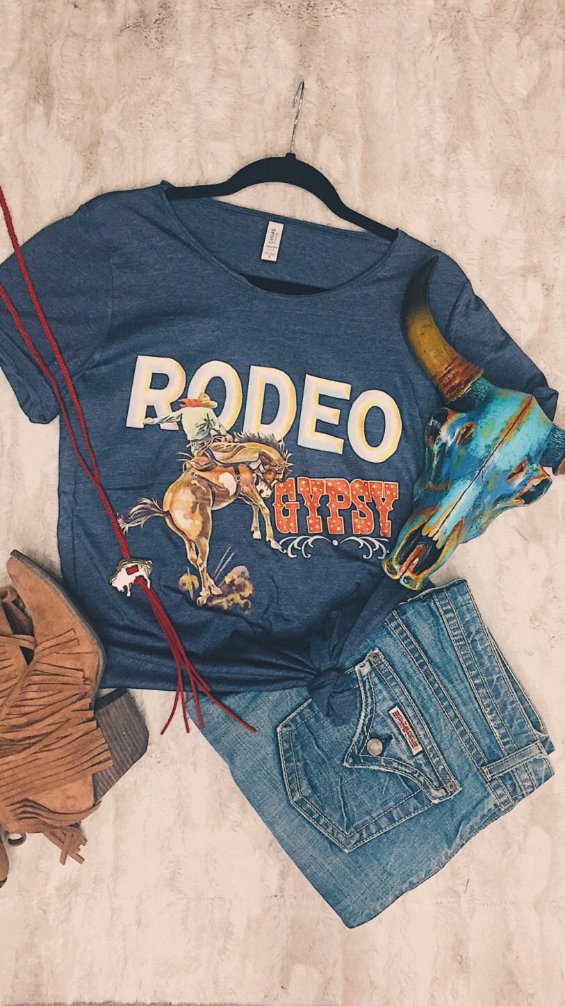 33cdc93bfe44c Rodeo Gypsy Tee – Cactus Rose Boutique