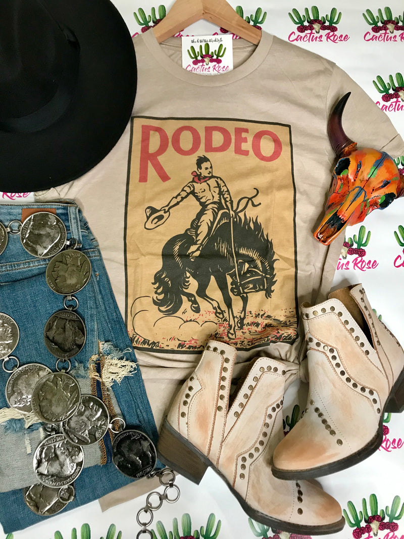 Classic Rodeo Tee