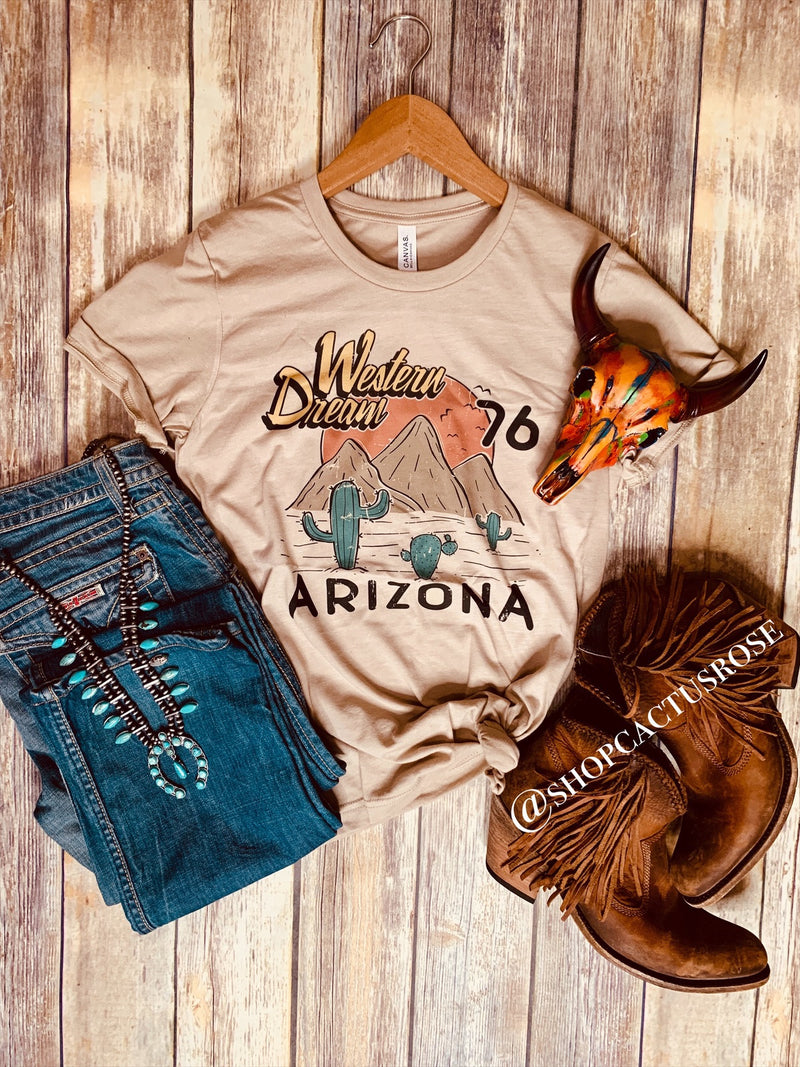 Arizona Dreamin Tee