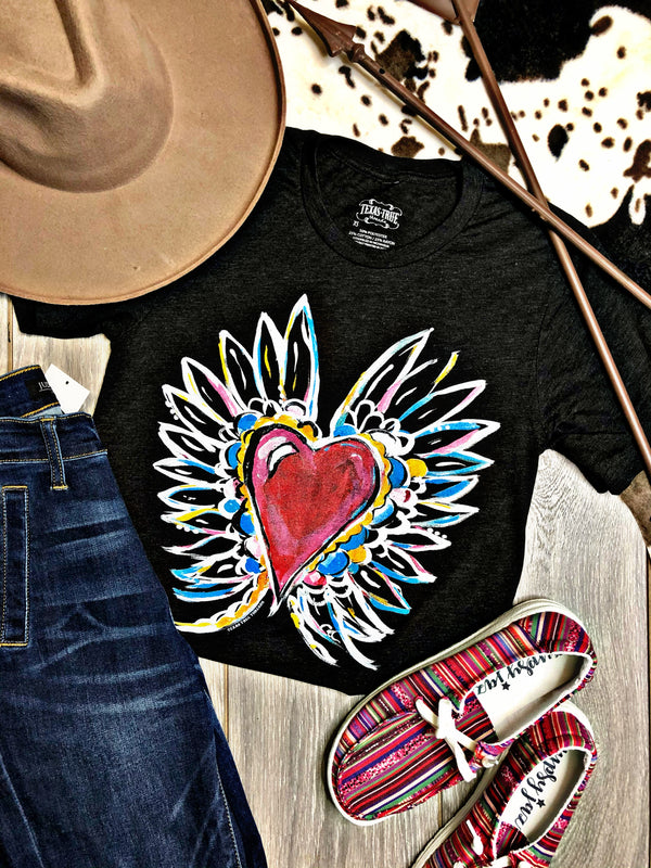 Your Pretty Heart Tee