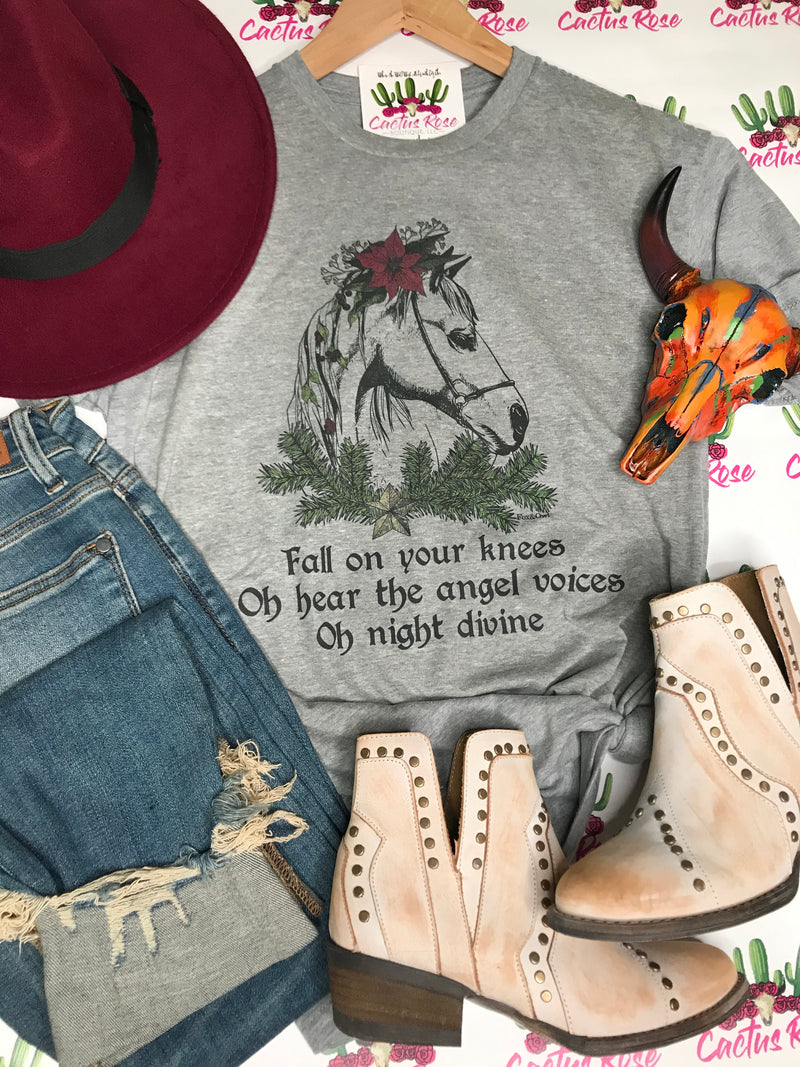 O Holy Night Tee