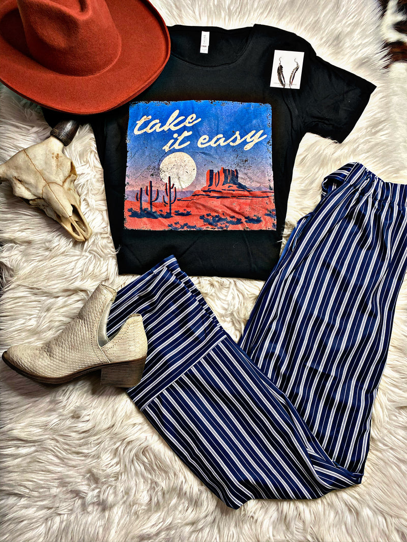 Take It Easy Arizona Tee