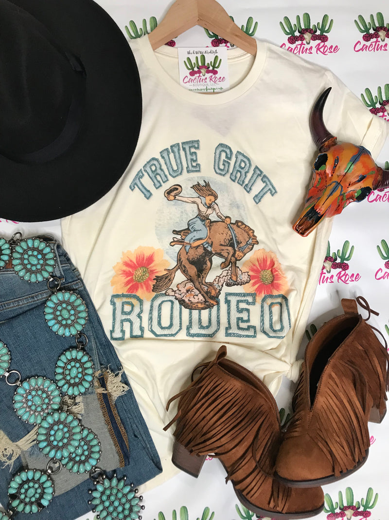 True Grit Rodeo Tee