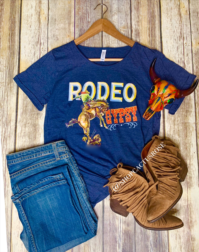 Rodeo Gypsy Tee
