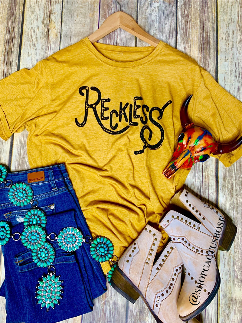 Reckless Tee