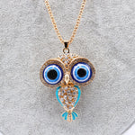 Load image into Gallery viewer, Pendant Necklace Goldfish charm Women Long Big Sweater jewelry