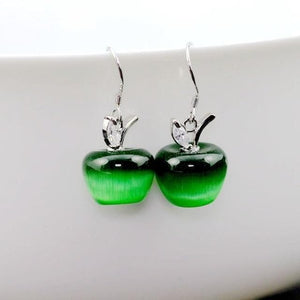 Apple Earrings for Women/girls available in Multiple colors