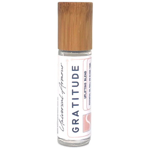 GRATITUDE Essential Oil Perfume - Lift