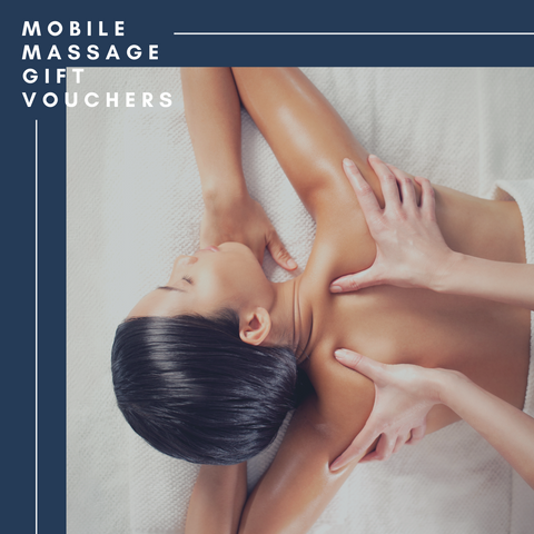 GIFT VOUCHER - Perth Mobile Massage w/ FREE Gift Pack