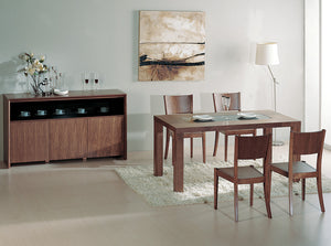 GLASS DINING TABLE SETS – Seagate Furniture