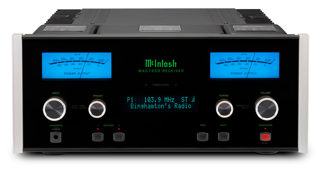New McIntosh MAC7200 Arrives & In-stock