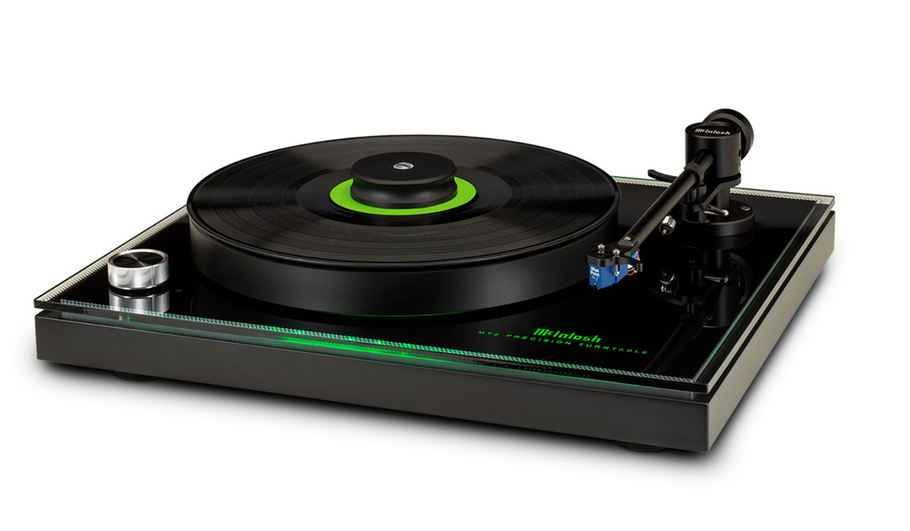 New McIntosh MT2 Turntable Arrives at Pearl Audio Video