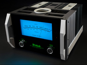 McIntosh's new 1200 Watt MC1.25KW Amplifier