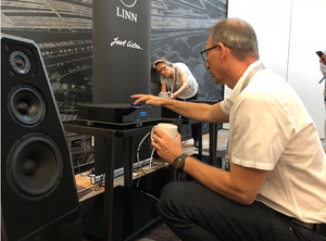 Pearl Audio attends the Linn Conference in Chicago