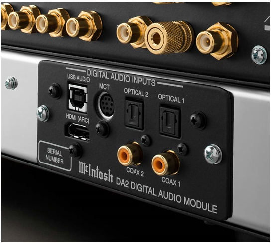 McIntosh DA2 Digital Audio Module Upgrade Kit