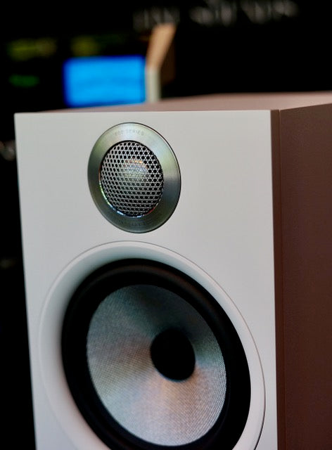 Bowers & Wilkins 606 S2 Anniversary Edition Unboxing/Overview