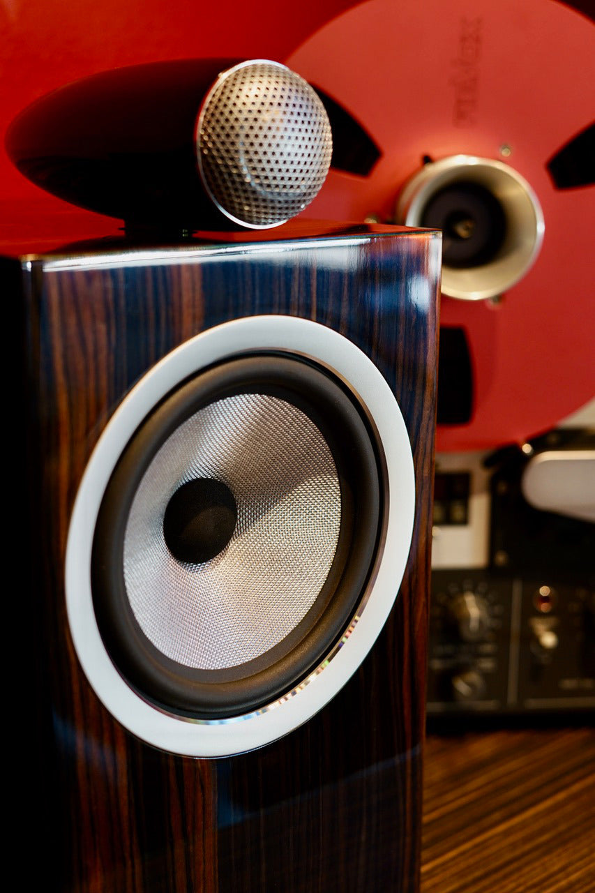 Bowers & Wilkins 702 and 705 Signature Photos