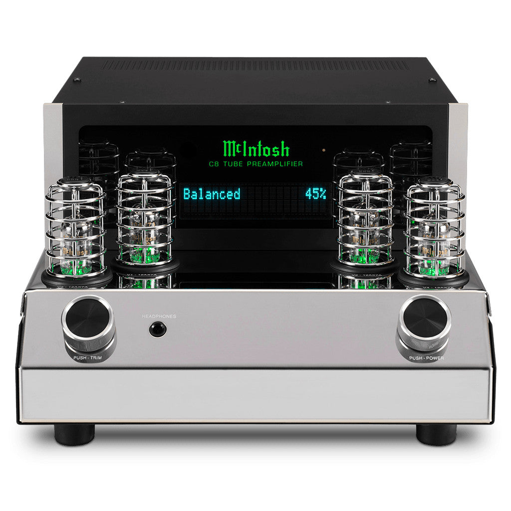 McIntosh C8 Tube Preamplifier