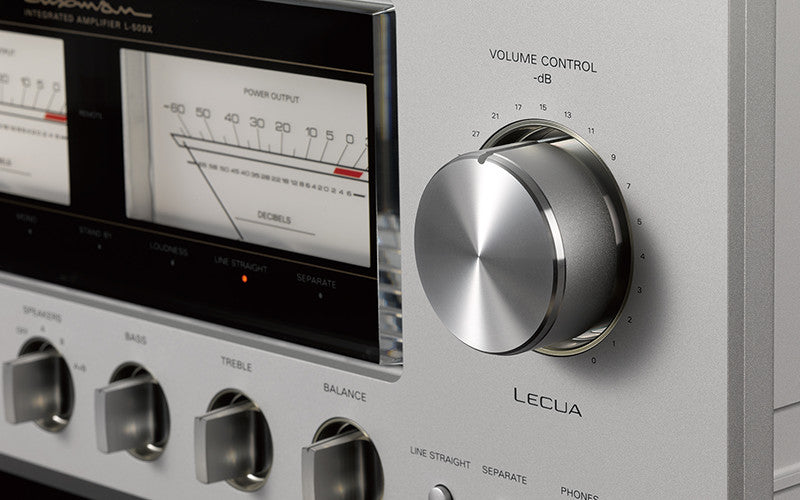 Luxman and Dynaudio Evening December 5th 7-9