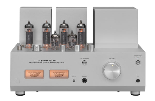 Luxman SQ-N150 on-display and in-stock at Pearl Audio
