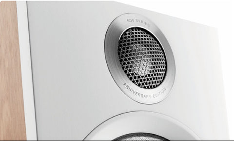 Bowers & Wilkins 606 S2 Anniversary Edition Tweeter Surround Enscription