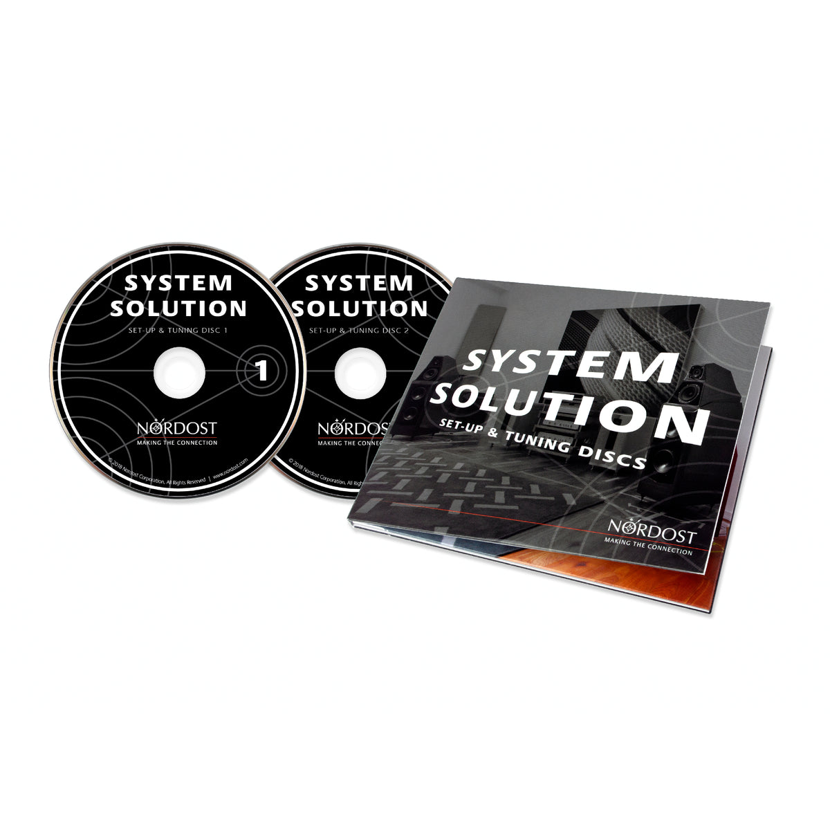System Solution - Set-Up and Tuning Discs