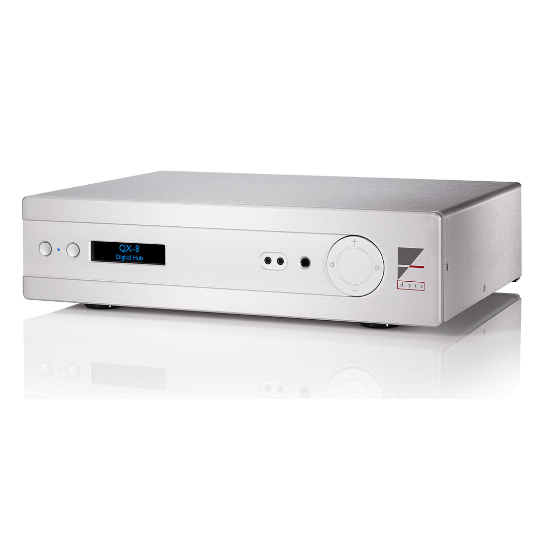 Ayre QX-8 DAC / Music Streamer