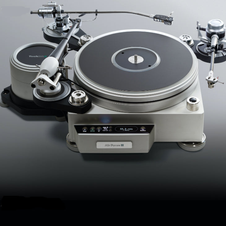 TechDAS Air Force III Turntable
