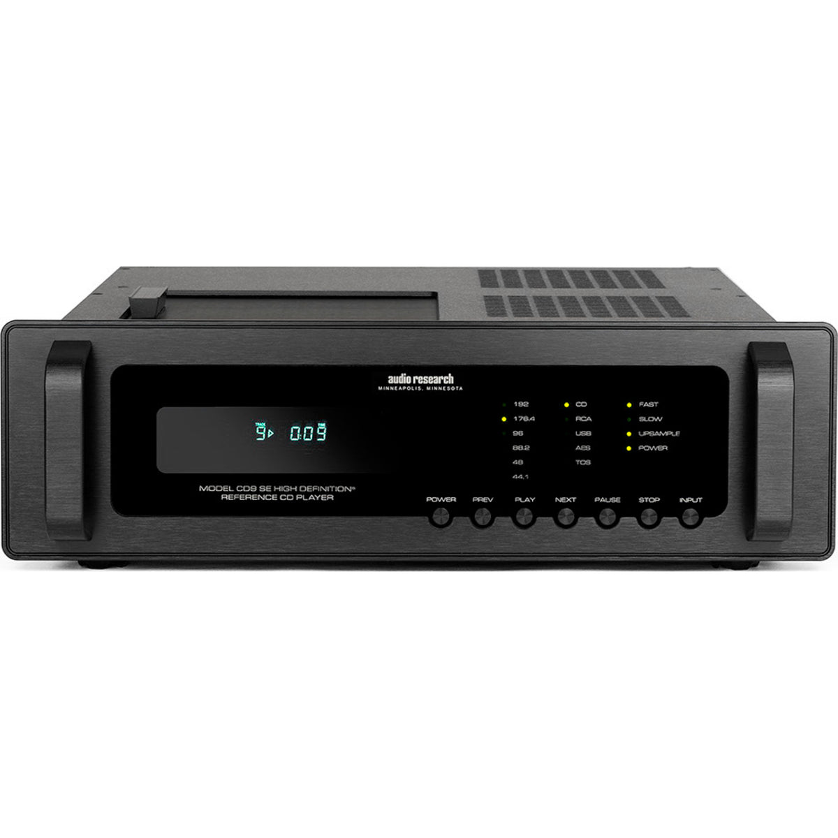 Reference CD9SE CD Player / DAC