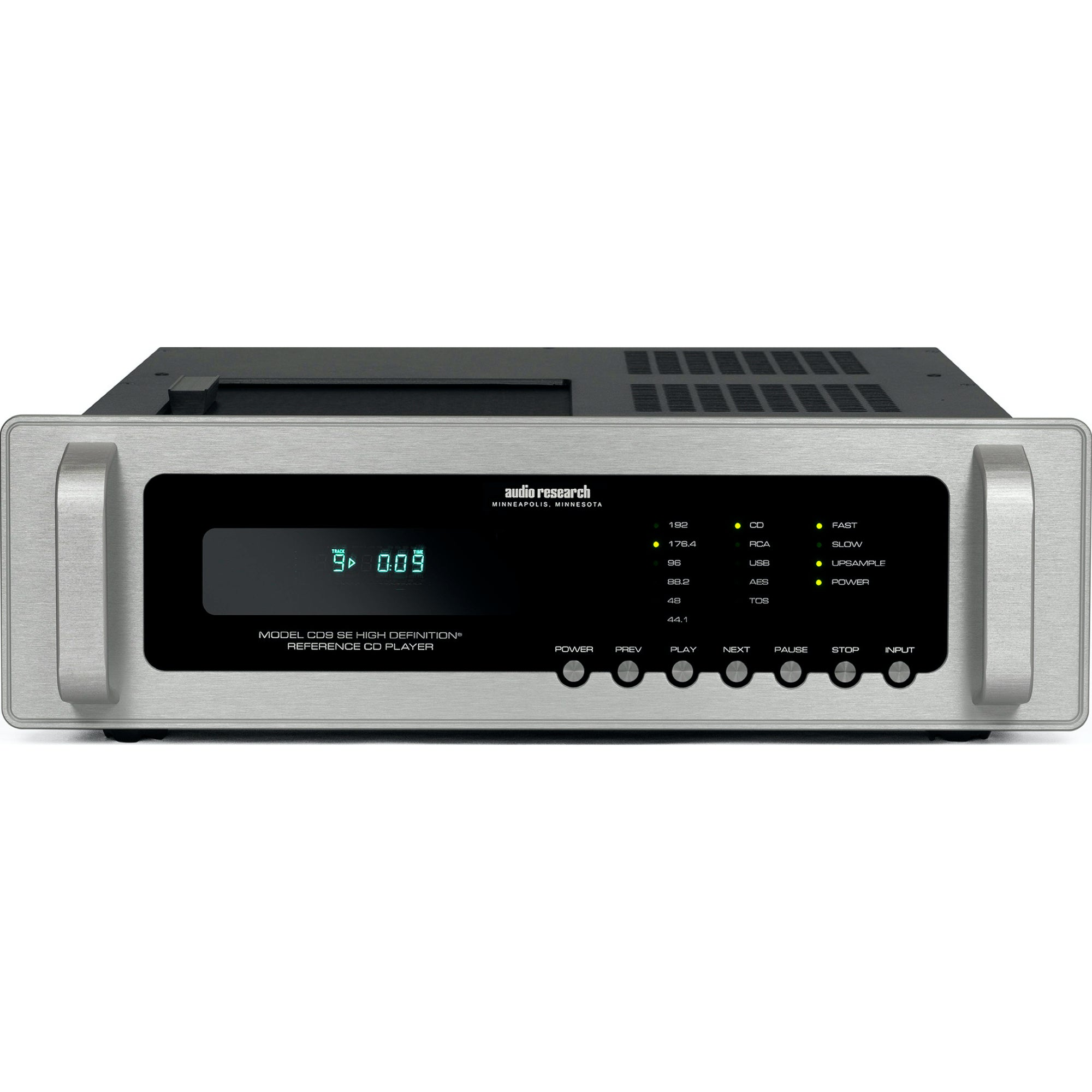 Audio Research Reference CD9SE CD Player / DAC
