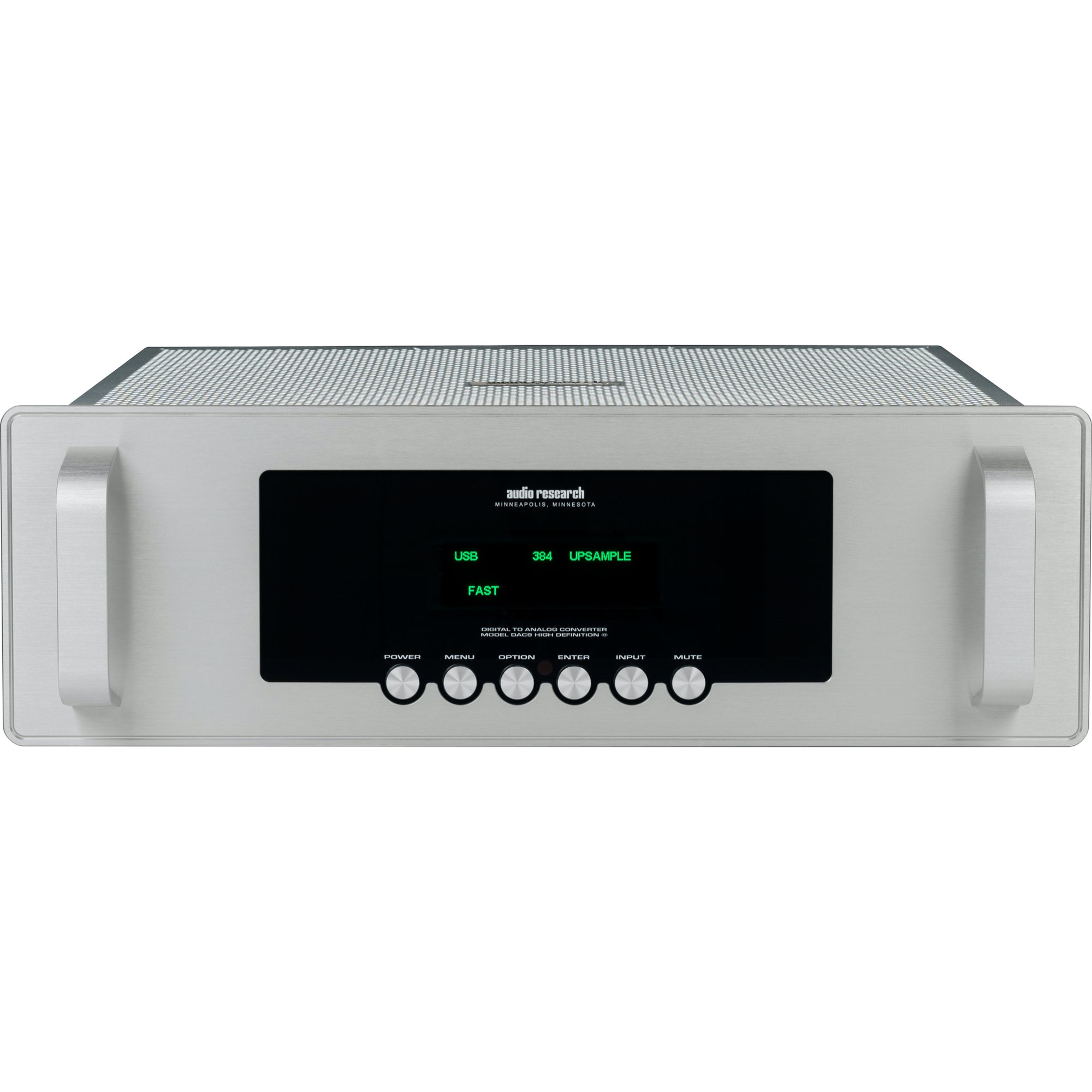 Audio Research DAC9 Tube DAC