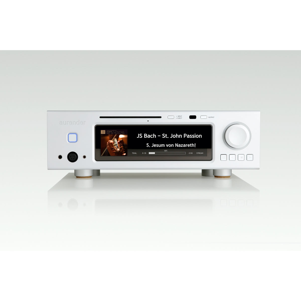A30 DAC Music Server / Streamer / CD Ripper / DAC