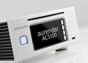 Aurender ACS100 Music Server / Music Streamer / CD Ripper