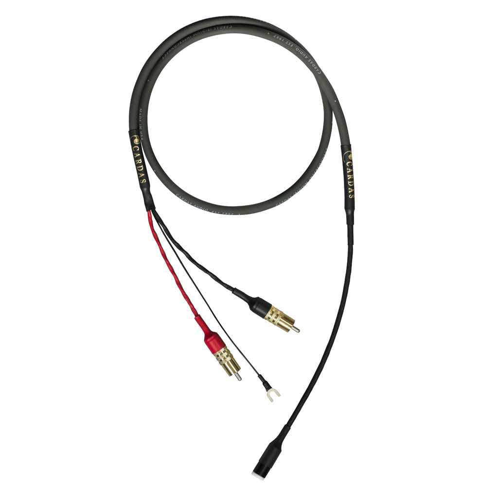 Iridium Phono Cable