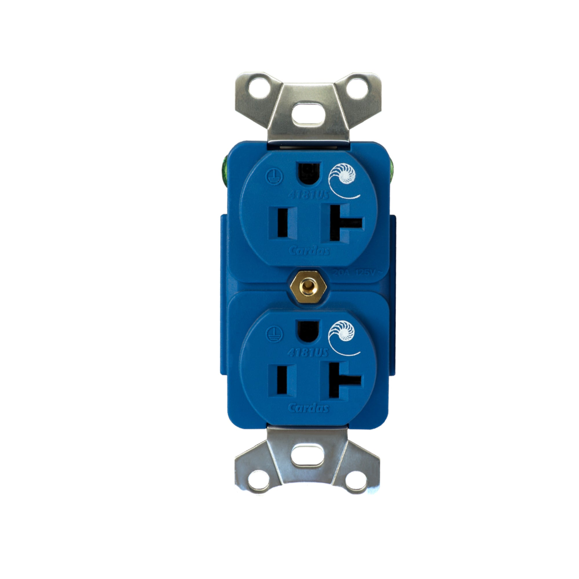4181US Duplex Power Outlet