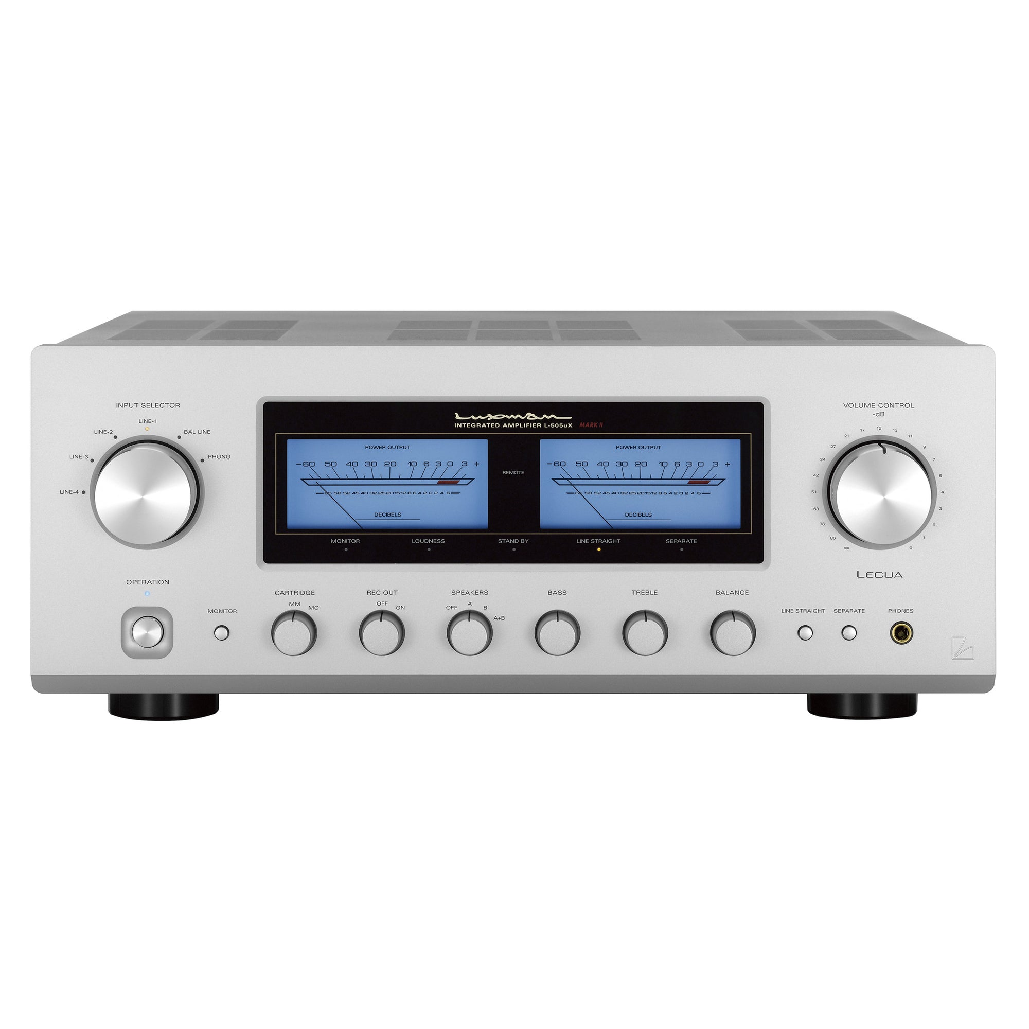 L-505uXII Integrated Amplifier