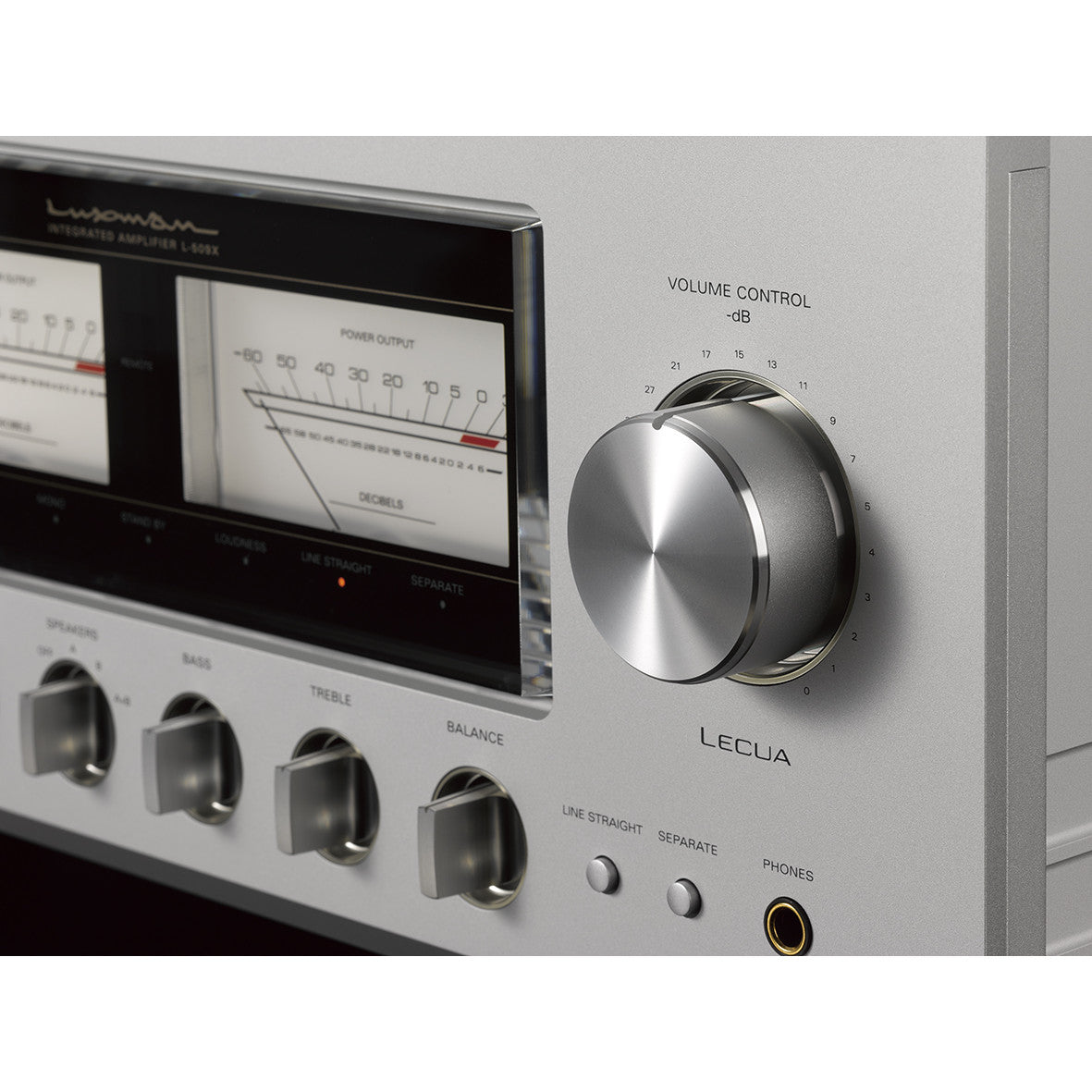L-509X Integrated Amplifier