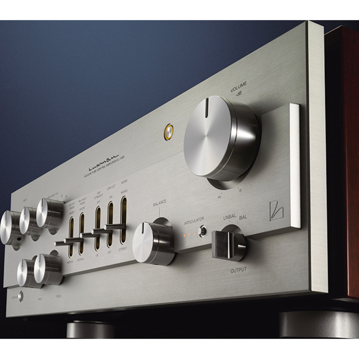 CL-1000 Tube Preamplifier