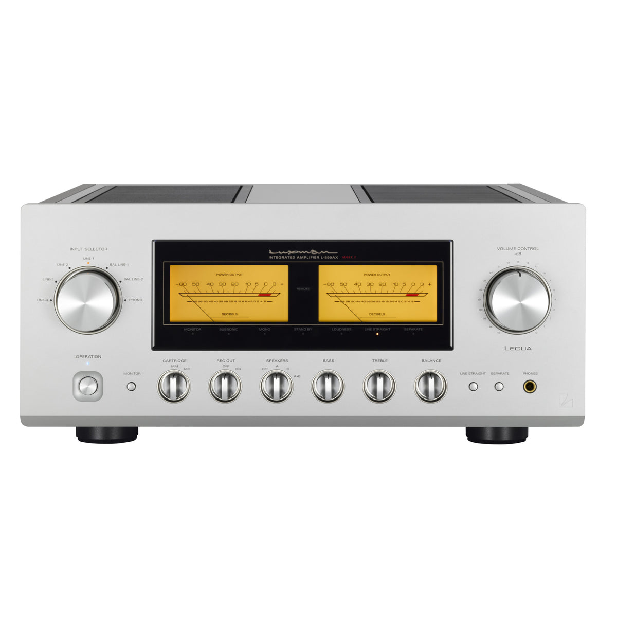 L-590AXII Class A Integrated Amplifier